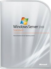 Microsoft Windows Server 2008 R2 Standard | Vollversion| Blitzversand
