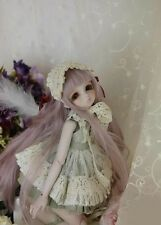 1/4 BJD doll Girl Leeke Mikhaila FREE FACE MAKE UP+FREE EYES-Leeke Mikhaila