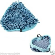 2 X Coral Steam Mop Pads covers pads microfibre Cleaning H2O h20 Water Vax X5