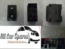 Fiat Seicento - Front Universal Window Switch - B569