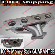 TD05 Flange Cast Iron Turbo Manifold for 2000-2005 Toyota Celica GTS 1ZZ-FE