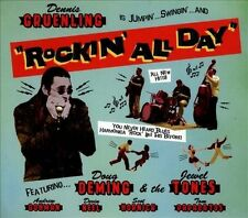 Rockin' All Day [Digipak] by Dennis Gruenling (CD, Oct-2012, Vizztone)