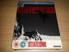 Cliffhanger Steelbook (Blu-ray Disc) Zavvi Exclusive Ultra-Limited New RARE OOP
