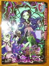 MONSTER HIGH AMANITA NIGHTSHADE DOLL GLOOM AND BLOOM CORPSE FLOWER ORIGINAL PROD