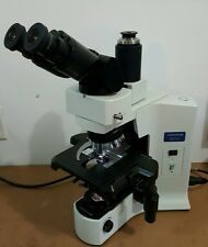 Olympus Microscope BX41 with 2X and U-TRU (Serviced by Authorized Dealer)