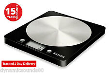 Salter 1036 Ultra Slim Digital Kitchen Weigh Scale NEW