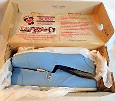 Bobs From Skechers Size 10 Women's Shoes w/ Memory Foam Lt Blue New in Box