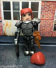 Mass Effect  Minimates JANE SHEPARD Femshep Female Wave 1 Loose Gamestop