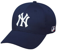 New York Yankees Hat MLB Licensed Adjustable Pre-Curved Baseball Cap Adult