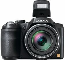 Panasonic LUMIX DMC-LZ30 16.1MP Digital Camera - Black