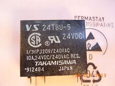 VS-24TBU-5-IM2 TAKAMISAWA Spule  Coil Voltage 24VDC