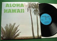 Aloha Hawaii A Romantic Interlude in The Pacific inc Bali H'ai + DEA 1008 LP