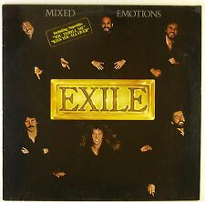 "12"" LP - Exile  - Mixed Emotions - B2596 - washed & cleaned"