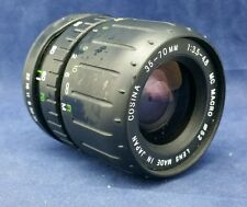 Cosina 35-70mm 1:3.5-4.8 MC Macro (Pentax PK mount) No 8324183, 52mm thread