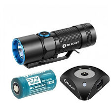 Olight S10R II Baton Cree XP-L LED 500lms Rechargeable Flashlight Torch+Battery