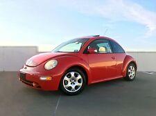 Volkswagen: Beetle-New 2dr GLS