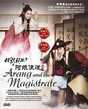 Korean Drama : Arang And The Magistrate DVD + BONUS DVD