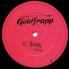 Goldfrapp Train 7 mixes Double Uk Dj 12""