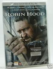 Robin Hood Scene Extra DVD Regione 2 NUOVO SIGILLATO Russell Crowe