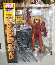 SABRETOOTH MARVEL SELECT ACTION FIGURE - 2016