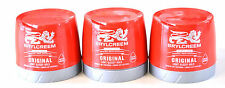 3 X 250ml RED TUBS CLASSIC BRYLCREEM HAIR STYLING CREAM