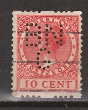 R10 Roltanding 10 used PERFIN BNG NVPH Netherlands Nederland syncopated