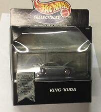100% Hot Wheels Black Box - King 'KUDA - 1:64 Real Riders