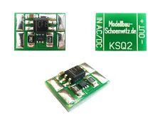 S1118 - 10 pièce miniature constante source d'alimentation 20ma pour LED à 4-24v AC/DC ksq2
