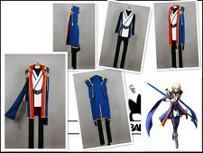 BLAZBLUE Jin Kisaragi cosplay Costume