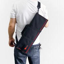 22 Pocket Chef Knife Roll Bag Case Wallet Cutlery School Chef Knife Bag Strap