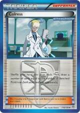 4X Colress- (118/135) Uncommon Trainer-Black White Plasma Storm-NM- Pokemon