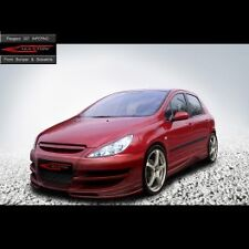 """Peugeot 307 Phase I - Paraurti Anteriore Tuning """"Inferno"""" (2001-2005)"""