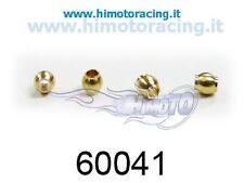 60041 UNIBALL SOSPENSIONI AMMORTIZZATORI F5.8 SHOCK BALLS 1:8 HIMOTO