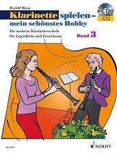 Klarinette spielen - mein schönstes Hobby, m. Audi