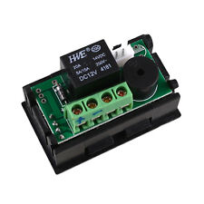 12V 20A Digital LED Thermostat Temp Control Temperature Controller w/ Sensor