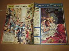 DOMENICA DEL CORRIERE ANNO 67 N°14 DEL 4 APRILE 1965 LA VENDETTA DI DIABOLIK