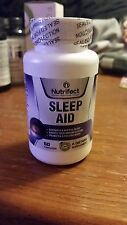 NATURAL Sleeping Pills Supplement EXTRA STRENGTH Great Sleep Aid for Adults Kids