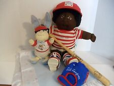 Cabbage Patch Kids Soft Sculpture 1988 Nursery Baby Tyler
