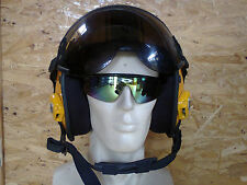 TOP GUN JOLLY ROGGERS FLIGHT HELMET MOVIE PROP PILOT NAVAL AVIATOR USN NAVY