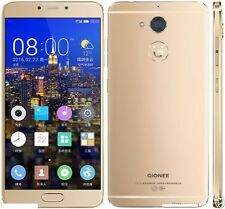 "BRAND NEW GIONEE S6 PRO (GOLD) DUAL SIM 5.5"" 13MP 4GB RAM 64GB OCTA CORE PHONE"