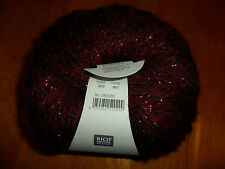 Rico Reflection  knitting yarn Shade 3 berry MAX UK P&P £2.25 1st CLASS