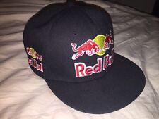 Red Bull Artist Hat - SnapBack - Black