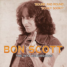 BON SCOTT of AC/DC New 2016 70TH BIRTHDAY 1974 RECORDINGS 7 INCH VINYL RECORD