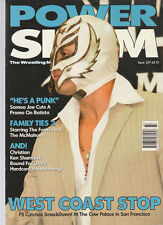 Vintage Power Slam, Samoa Joe,  issue No137