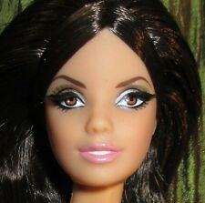 NUDE BARBIE*BRUNETTE*APHRODITE FACE*ROOTED LASHES*MODEL MUSE*FOR OOAK & DISPLAY
