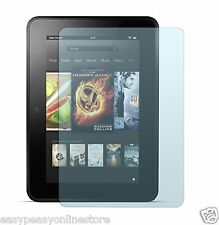 Nueva, delgada Amazon Kindle Fire Hd7 Premium Transparente Vidrio Templado Pantalla 0,3 ml 9h