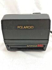 POLAROID 600 LAND CAMERA AUTO FOCUS 660