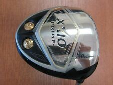 USED  Golf XXIO PRIME 10.5° Mens Driver SP800 Graphite SR Flex GOOD CONDITION