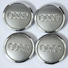 WHEEL CENTER HUBCAP CAPS 4B0601170A 70mm/55MM Audi TT S4 Q7 S6 S8 R8 A3 A4 A6 A8
