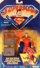 Superman Animated- X-Ray Vision Superman With Throwing-Arm Action (MOC)